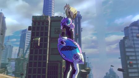 Gravity Rush 2 recibe DLC de Phantasy Star Online 2 en Japón