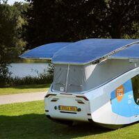 De Países Bajos a Tarifa en una casa sobre ruedas solar: unos estudiantes completan un viaje de 2.000 kilómetros con energía limpia