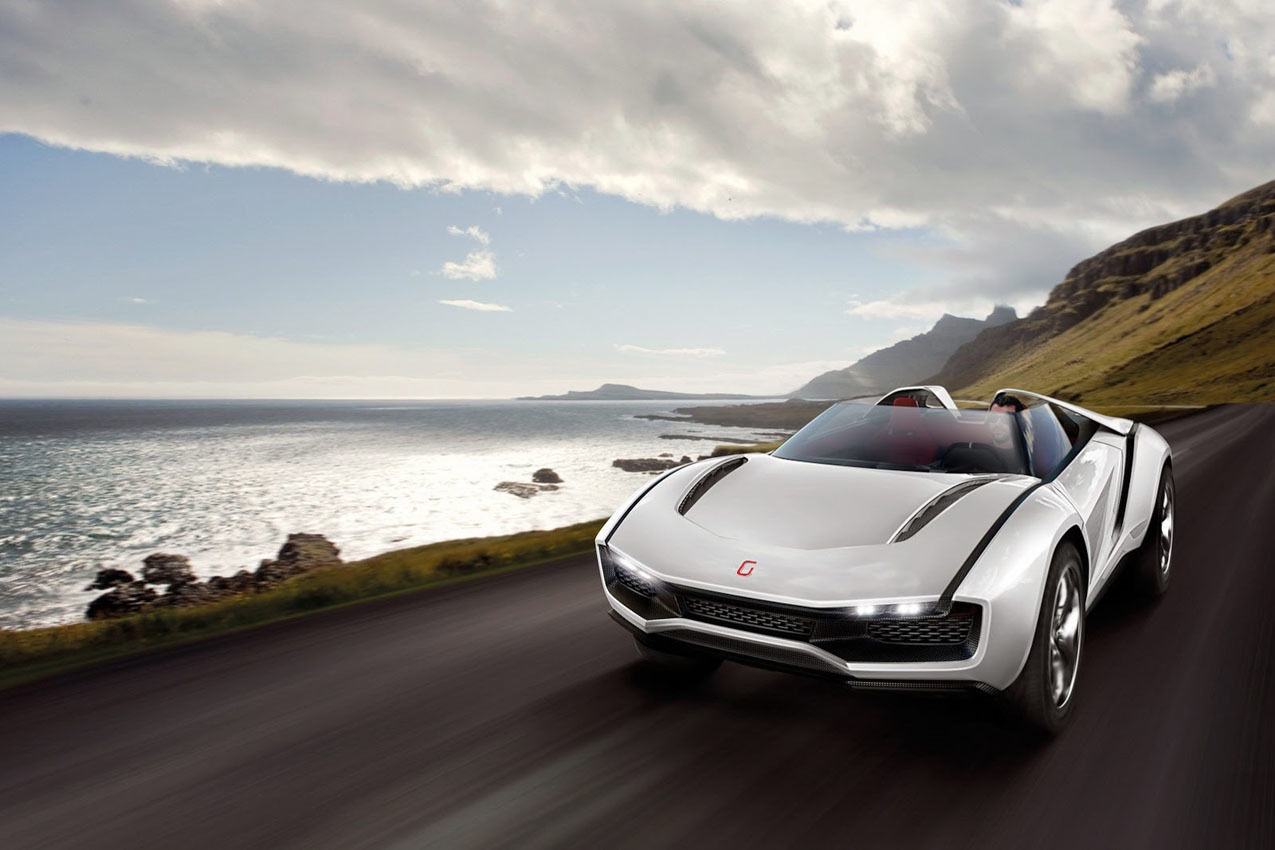 Foto de Italdesign Giugiaro Parcour Coupé y Roadster (12/21)