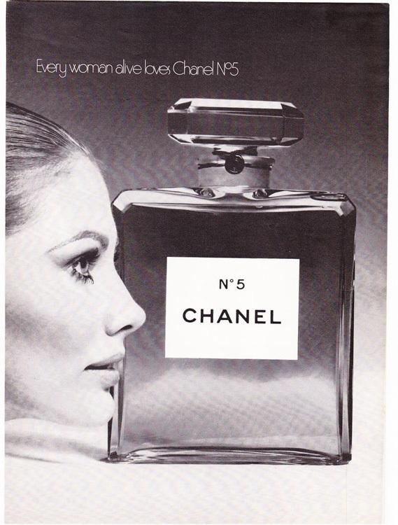 Foto de Chanel No. 5 - publicidad del 30 al 60 (56/61)