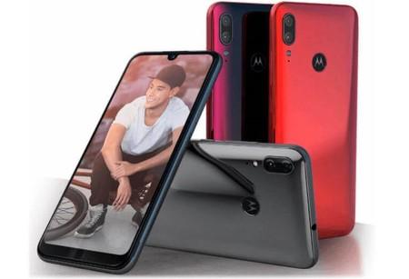 Motorola Moto E6 Plus Doble Camara Filtracion
