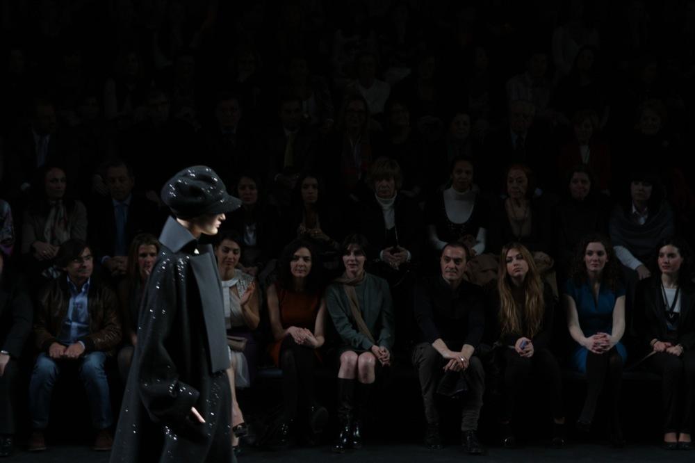 Foto de Jesús del Pozo en la Cibeles Fashion Week Otoño-Invierno 2011/2012 (23/71)