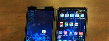 LG V50 ThinQ 5G, primeras impresiones: en este estado la doble pantalla lo tiene difícil para luchar contra los móviles flexibles