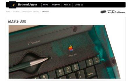 Shrine of Apple, la galería definitiva de todos los productos de la historia de Apple
