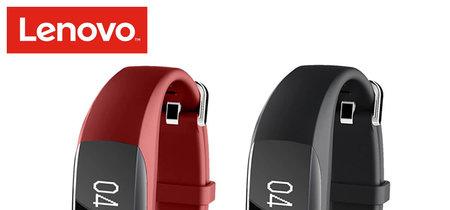 Smartband Lenovo HW01 por sólo 12,87 euros y envío gratis con este cupón de descuento