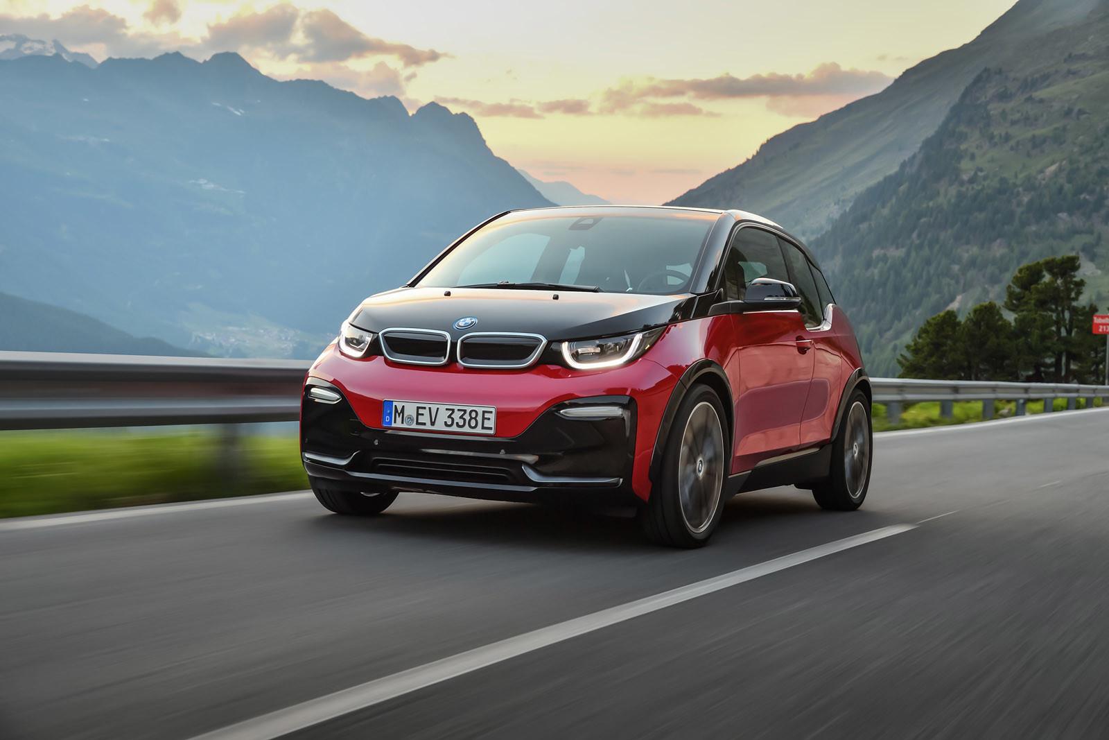 Foto de BMW i3 y i3s 2018 (76/139)