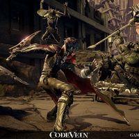 El primer gameplay de Code Vein muestra cómo son sus combates de uno contra uno [E3 2017]