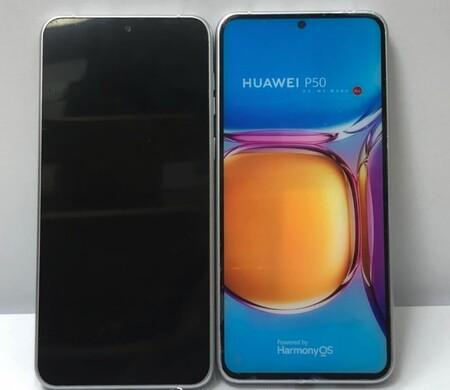 Foto filtración Huawei P50