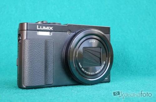 Panasonic Lumix TZ70, toma de contacto