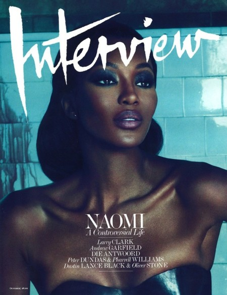Naomi Campbell opina sobre la portada en Vogue US de los Kimye. Y no es muy buena...