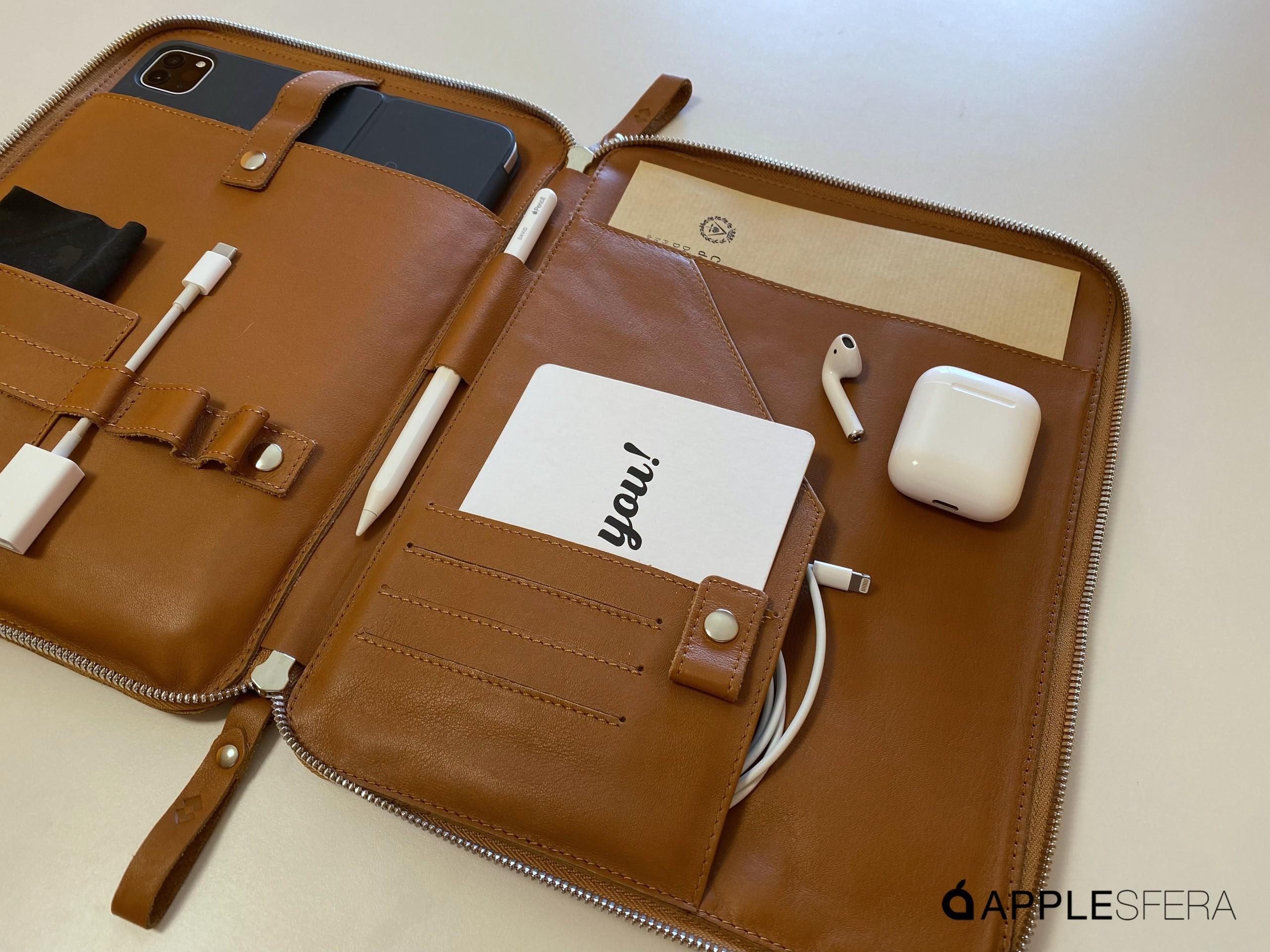 """Foto de Nomad Organiser para iPad Pro 11"""" de Harber London (10/14)"""