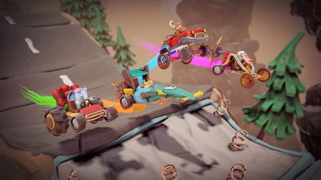 Frantics, el nuevo juego de PlayLink para PS4, nos muestra sus divertidos y competitivos minijuegos en un nuevo tráiler