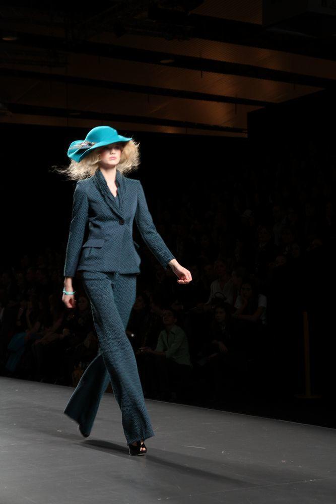 Foto de Alma Aguilar en la Cibeles Madrid Fashion Week Otoño-Invierno 2011/2012 (107/126)