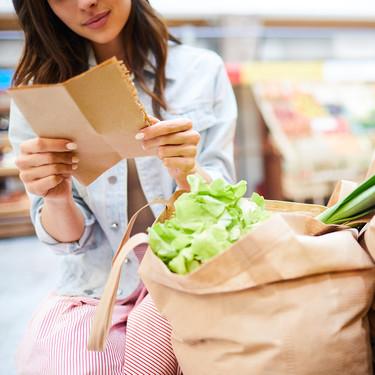 La lista de la compra saludable para una semana: qué y cuánto comprar para no salir al súper cada día
