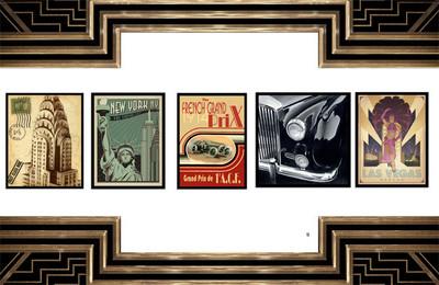 El Gran Gatsby pone de moda el Art Déco