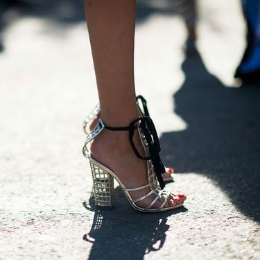 Los seis tipos de sandalias de tacón que puedes llevar a tus fiestas para dejar claro que tú eres la invitada diez