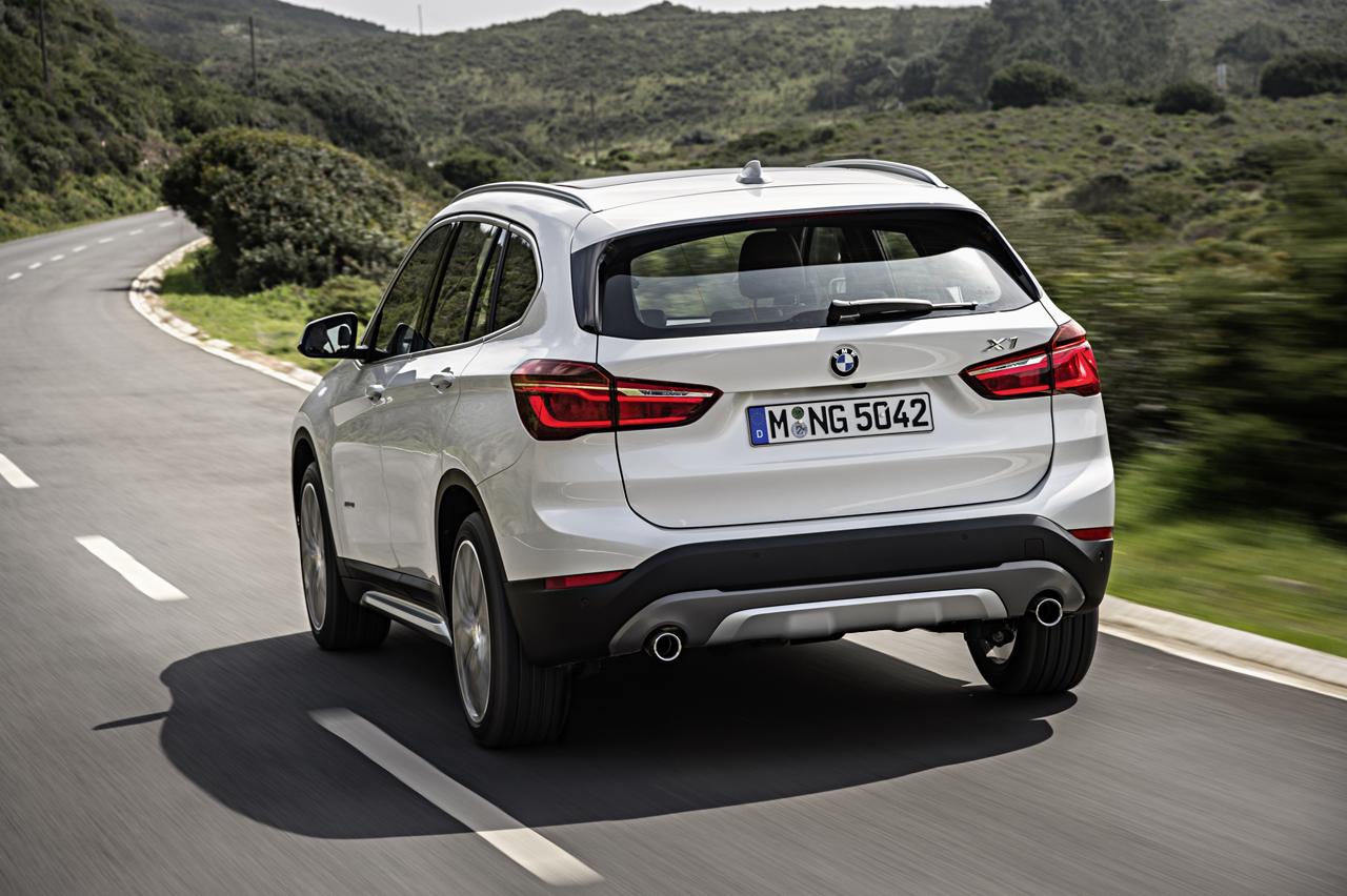 Foto de BMW X1 2015 (9/18)