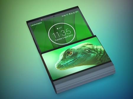 Lenovo Smartphone Flexible Pantalla