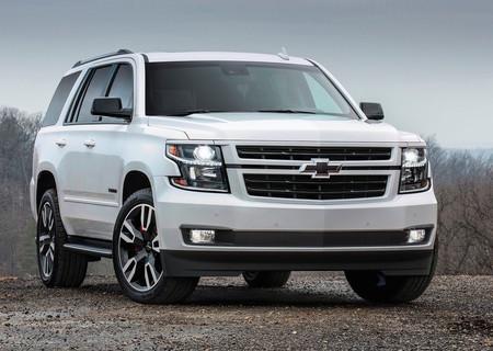 Chevrolet Suburban y Tahoe RST, porque los SUV también quieren ser deportivos
