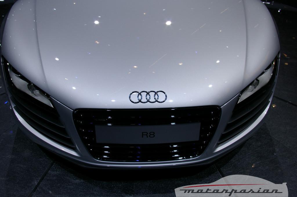 Foto de Audi R8 TDI Le Mans en el salón de Ginebra (18/19)