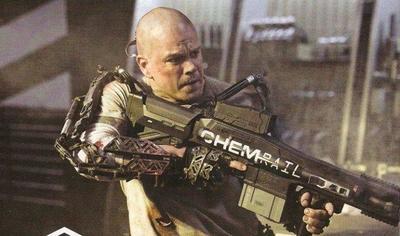 'Elysium', primera imagen oficial de lo nuevo de Neill Blomkamp ('District 9')