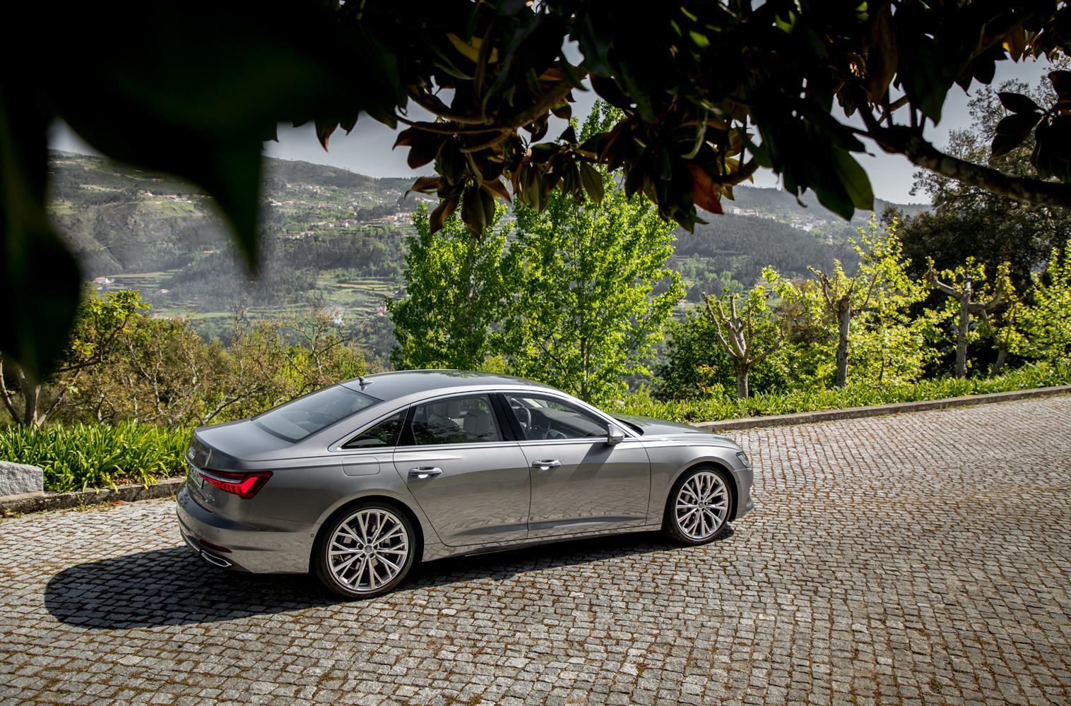 Foto de Audi A6 2018, toma de contacto (96/118)