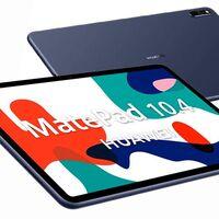 Regalar una tablet en San Valentín sale más barato si eliges la Huawei MatePad 10.4 en El Corte Inglés. La tienes por 199 euros