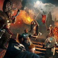 El mundo de Assassin's Creed Valhalla se verá con todo lujo de detalles en 4K y 60 fps también en PS5