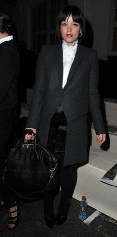 Semana de la Moda de París Lily Allen