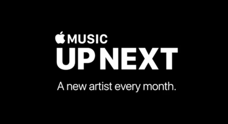 Apple presenta Up Next, la nueva sección de Apple Music para dar a conocer un artista nuevo cada mes