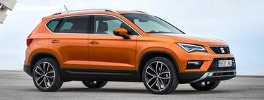 El SEAT Ateca 2020 estrena caja Tiptronic en México y se despide del sistema 4DRIVE
