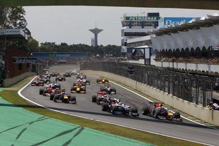 Las escuderías quieren que Interlagos siga en la Fórmula 1