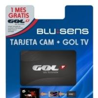 Blusens se lanza a por la TDT de pago con un pack para ver Gol TV