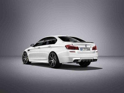 """Si te apuras, puedes convertirte en el dueño del único BMW M5 """"Competition Edition"""" que se venderá en México"""