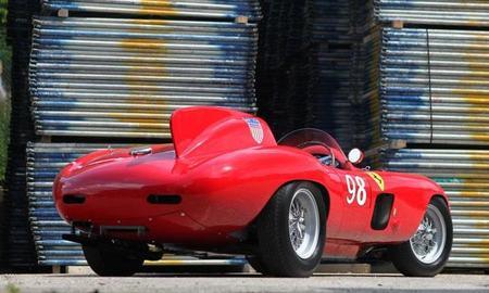 Ferrari 857 Spider Rear Gooding&Co Pebble Beach 2012