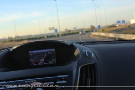 Navegador GPS Ford Kuga