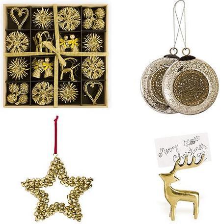 Zara Home decoración navideña