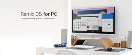 Remix OS 3.0 para PC ya disponible, ahora basado en Android Marshmallow
