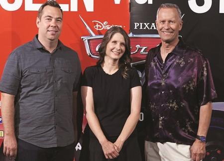 """""""John Lasseter es Rayo McQueen"""": las claves de 'Cars 3' contadas por tres de sus creadores"""