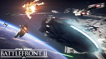 El tráiler de lanzamiento de Star Wars: Battlefront II te hará desear que salga ya a la venta [PGW 2017]
