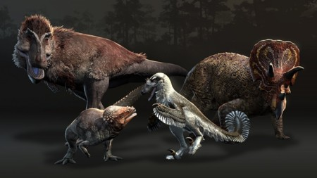 Si eres un fanático de los dinosaurios no puedes perderte a Saurian