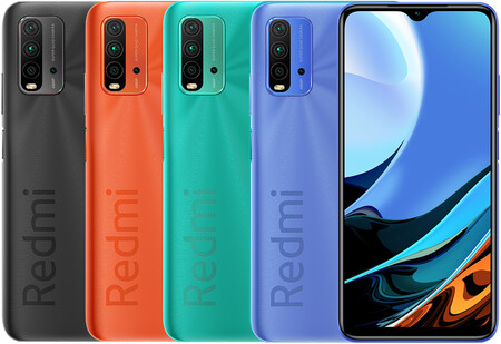 Coloresredmi9power