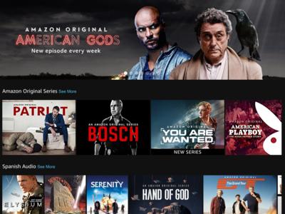 Cruza dedos: Amazon Prime Video puede llegar al Apple TV este verano