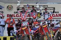 Max Nagl y Marvin Musquin vencen la carrera inaugural de Campeonato del Mundo de Motocross