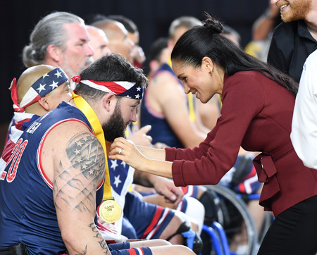 Meghan Margle Invictus Games 5