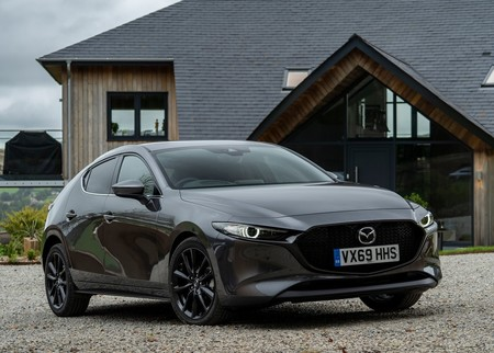 Mazda 3 Uk Version 2019 1600