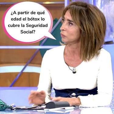 María Patiño confiesa cada una de sus operaciones estéticas (y explica cómo puso fin a su famosa 'vena inflamada')