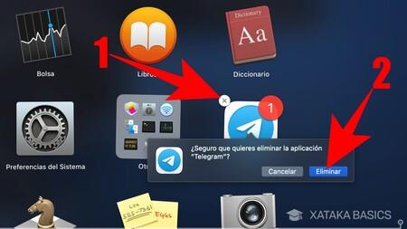 Eliminar Apps