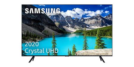 Samsung Crystal Uhd 55tu8005