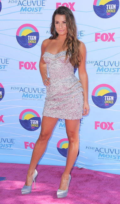 Lea Michele TCA